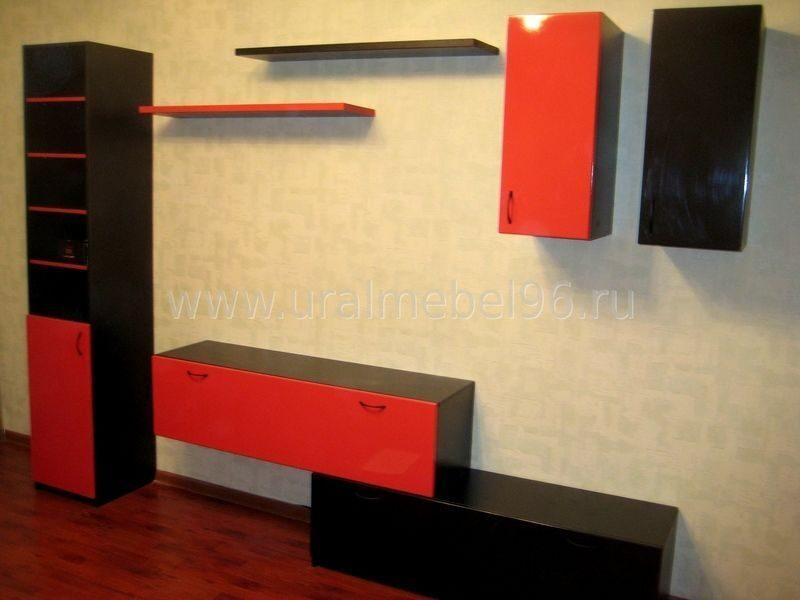 Горки, секции, мебельные стенки - фото в гомеле мебель под з.